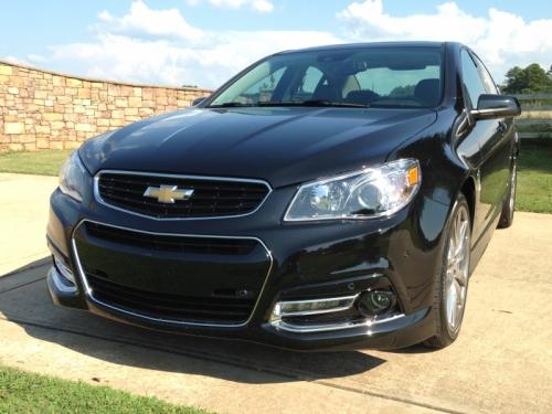 2015 Chevrolet SS #9 (800x600)