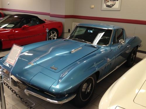 1966 Chevrolet Corvette Big Tank #1