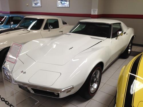 1968 Chevrolet Corvette L88 #3