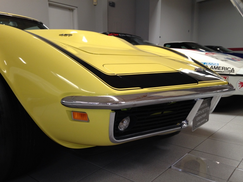 Index besides Jay Lenos Best 25 Cars 2014 also 1970 Chevelle Ke Line Routing Diagram together with 1968 Chevrolet Corvette Stingray L88 Coupe as well Hm Visits Rogers Corvette Center. on 1969 corvette fuel tank
