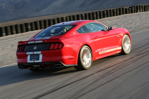 2015 Ford Mustang Shelby GT EcoBoost #2