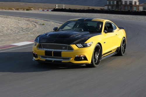 2015 Ford Mustang Shelby GT EcoBoost #4