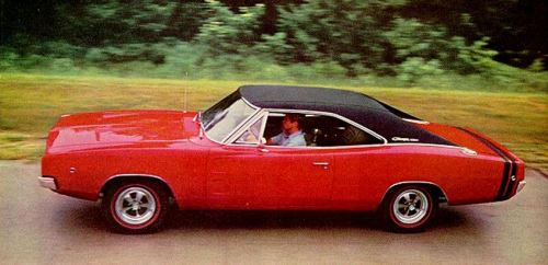 1968 Dodge Charger #1