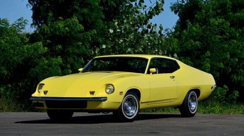 1970 Ford Torino Mecum