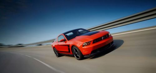 2012 Ford Mustang Boss 302 #3 WAC