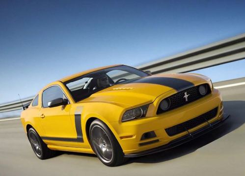 2013 Ford Mustang Boss 302 #1 WAC