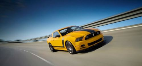 2013 Ford Mustang Boss 302 #2 WAC
