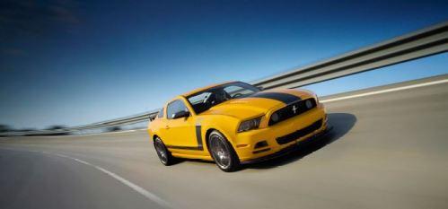 2013 Ford Mustang Boss 302 #2 WAC