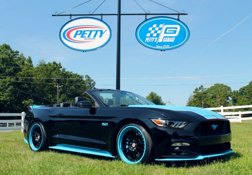 2016 Ford Mustang Petty Mustang #2