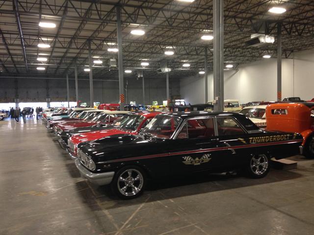 HM Visits Streetside Classics Atlanta Horsepower Memories - Streetside classics car show