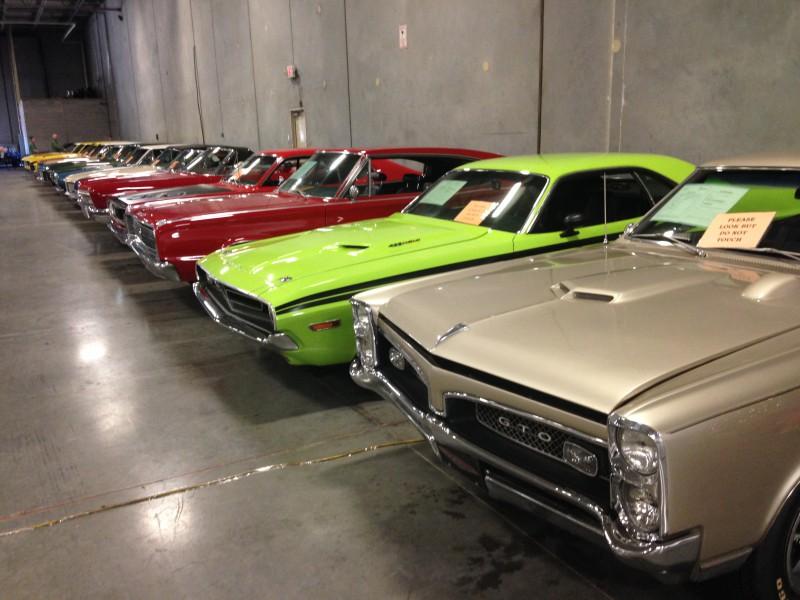 HM Visits Streetside Classics – Atlanta – Horsepower Memories