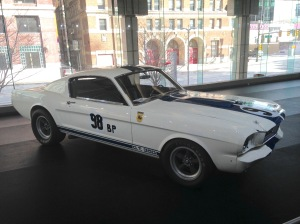 1965 Ford Mustang Shelby GT350 #1
