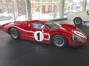 1967 Ford GT40 MkIV