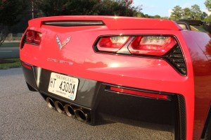 2016 Chevrolet Corvette #18