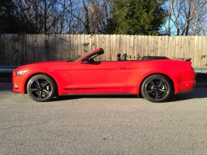2016 Ford Mustang GT California Special Convertible (14)