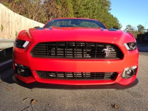 2016 Ford Mustang GT California Special Convertible (16)