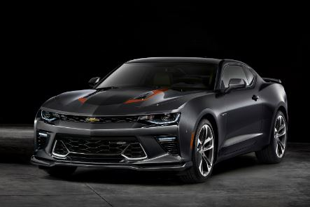 Chevrolet Announces 50th Anniversary Camaro Horsepower Memories