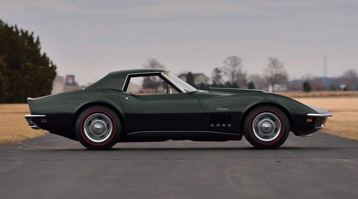 1969 Chevrolet Corvette L88 #2