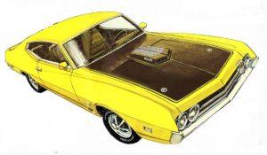 1970 Ford Torino Cobra TCB #1