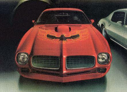 1973 1974 Pontiac Firebird And Trans Am Super Duty