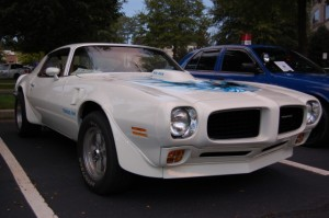 1973 Pontiac Trans Am Super Duty #3