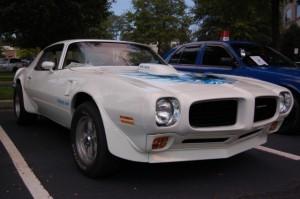 1973 Pontiac Trans Am Super Duty #3