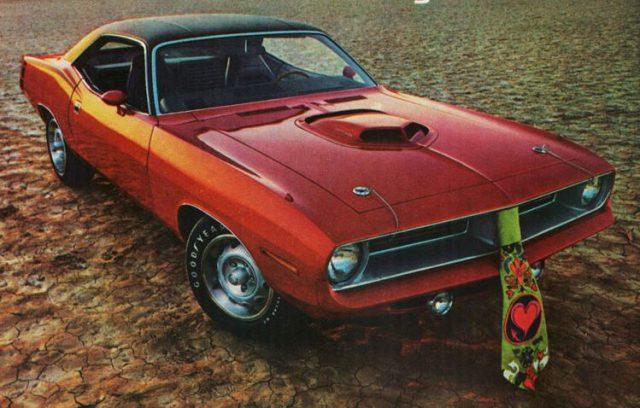 1970 Plymouth Cuda Hemi LOV #4