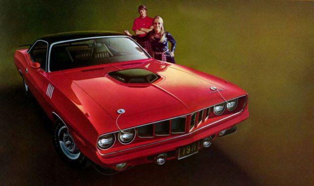 1971 Plymouth Cuda Hemi LOV #2