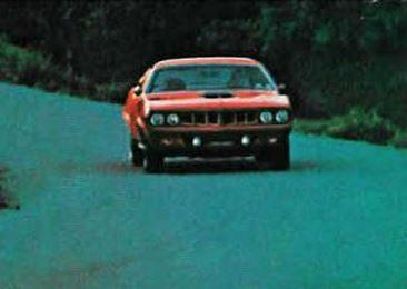 1971 Plymouth Cuda Hemi LOV #3