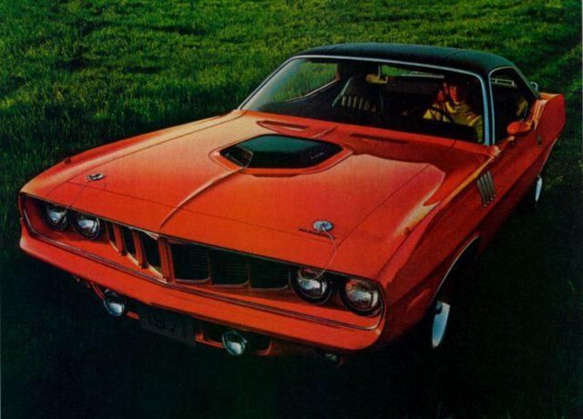 1971 Plymouth Cuda Hemi LOV