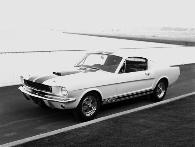 1965 Shelby GT350 #3 WAC