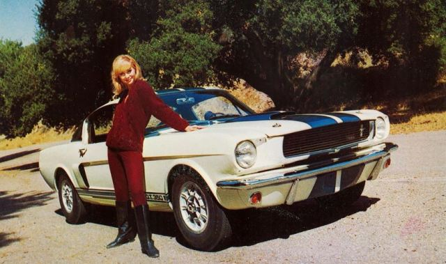 1966 Shelby GT350 #2 WAC