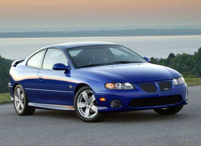 2004 Pontiac GTO #1 NCS