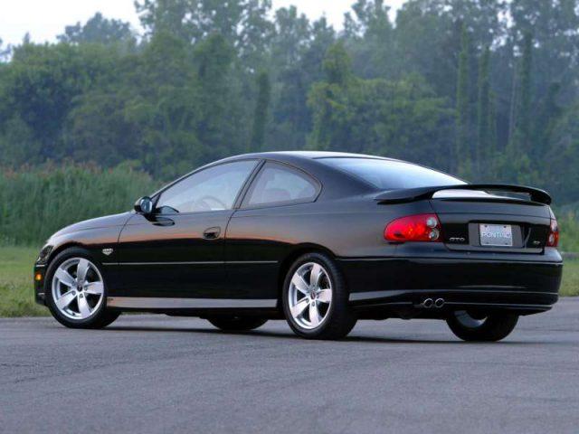 2004 Pontiac GTO #3 NCS