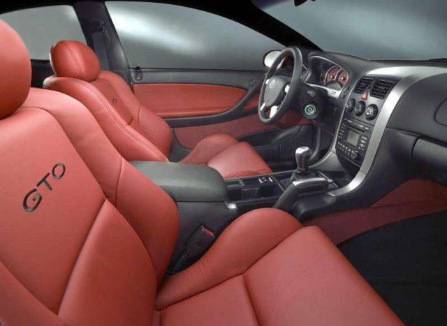 2004 Pontiac GTO #4 NCS