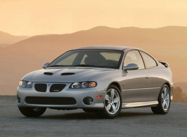 2005 Pontiac GTO #1 NCS
