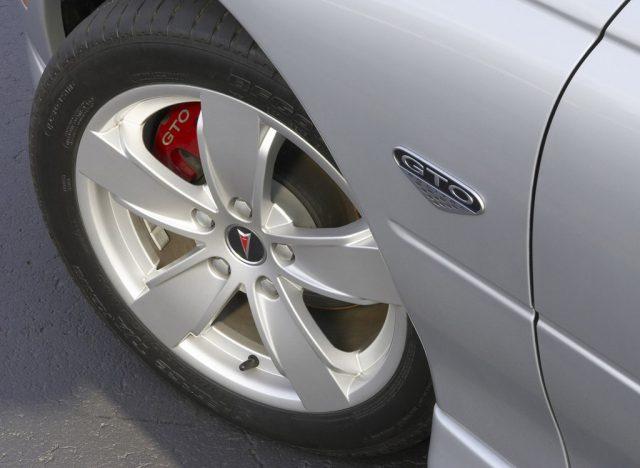 2005 Pontiac GTO #2 NCS