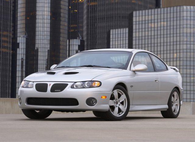 2004-2006 Pontiac GTO – Horsepower Memories