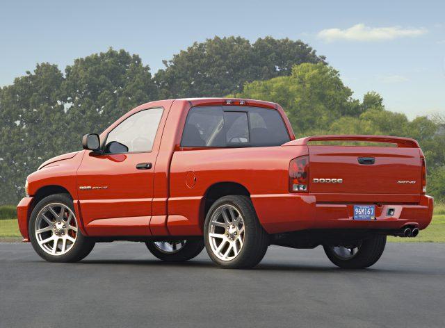 2004 Dodge Ram SRT10 #1