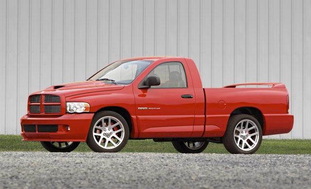 2004 Dodge Ram SRT10 #2