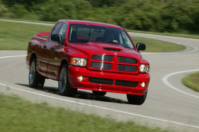 2005 Dodge Ram SRT10 Quad Cab #2