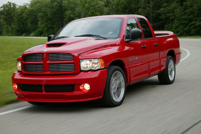 2006 Dodge Ram SRT10 Quad Cab #1