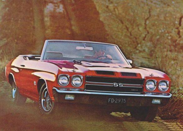 1970 Chevrolet Chevelle SS – Horsepower Memories