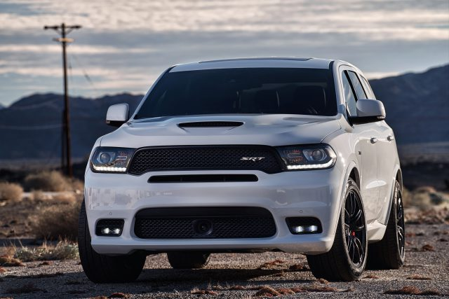 2018 dodge durango srt to debut at the chicago auto show. Black Bedroom Furniture Sets. Home Design Ideas