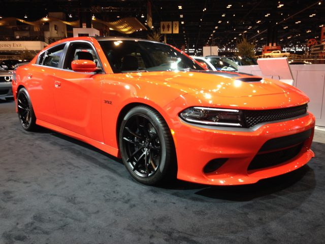 Muscle Cars At The Chicago Auto Show Horsepower Memories - Chicago auto show car deals