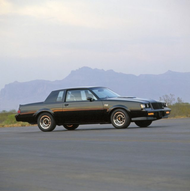 1987 Buick Regal Grand National Turbo T And Gnx Horsepower