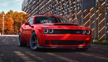 Taking The Red Eye The 2019 Dodge Challenger Hellcat Red Eye Will