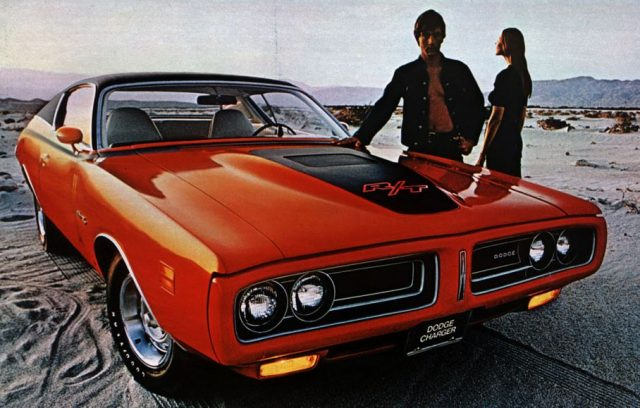 1971 Dodge Charger 426 Hemi Horsepower Memories