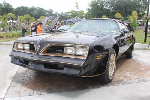 1977 Pontiac Firebird Trans Am Special Edition – Horsepower