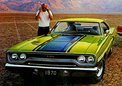 1967 1971 Plymouth Gtx Horsepower Memories